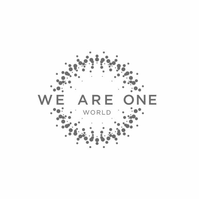 We Are One World Koen Belien bw - Home