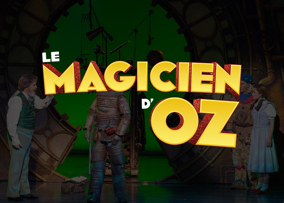 WIZARD OF OZ COVER PROJECT LANDSCAPE - Home