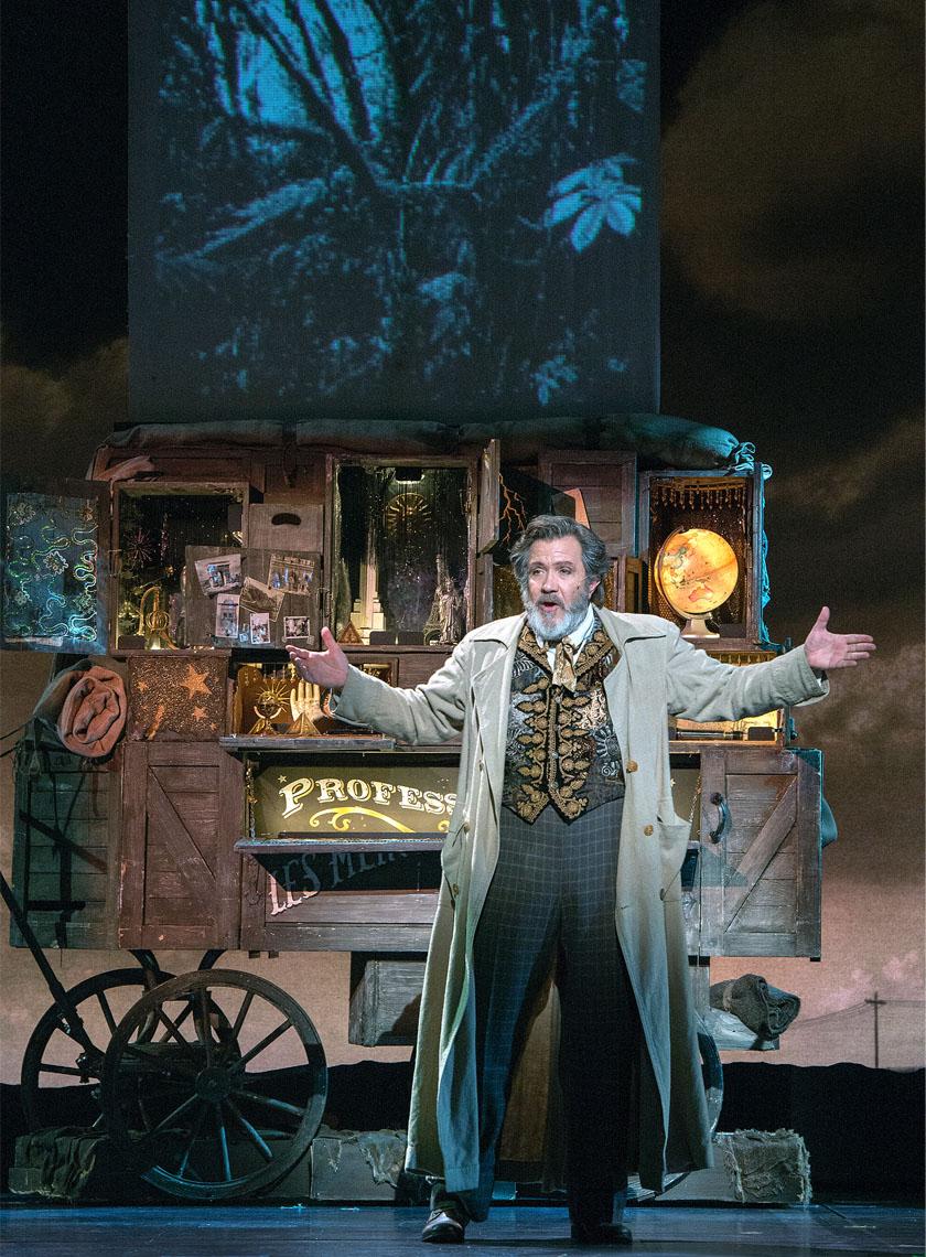Wizard of Oz show picture 04 - Le Magicien d'Oz
