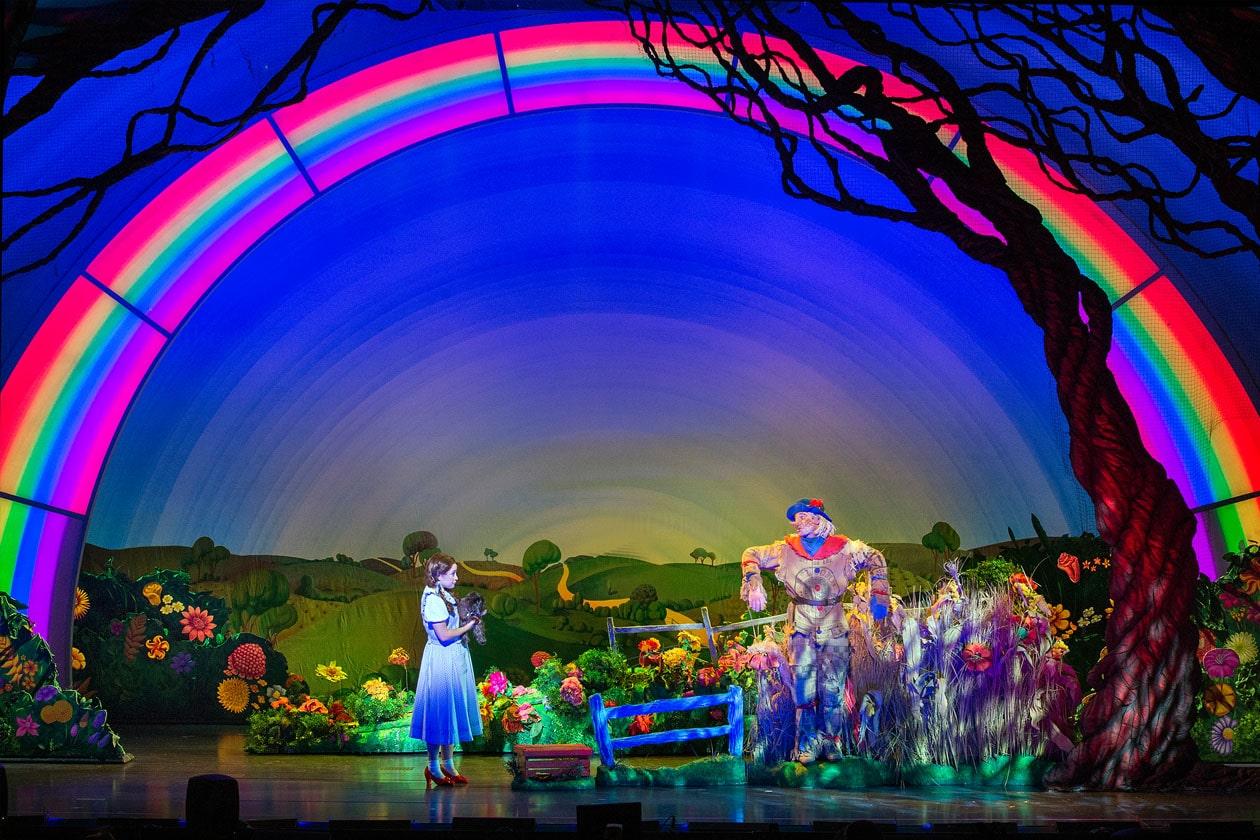 Wizard of Oz show picture 06 - Le Magicien d'Oz