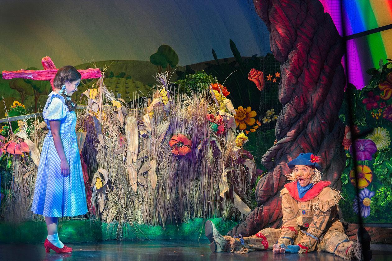 Wizard of Oz show picture 07 - Le Magicien d'Oz