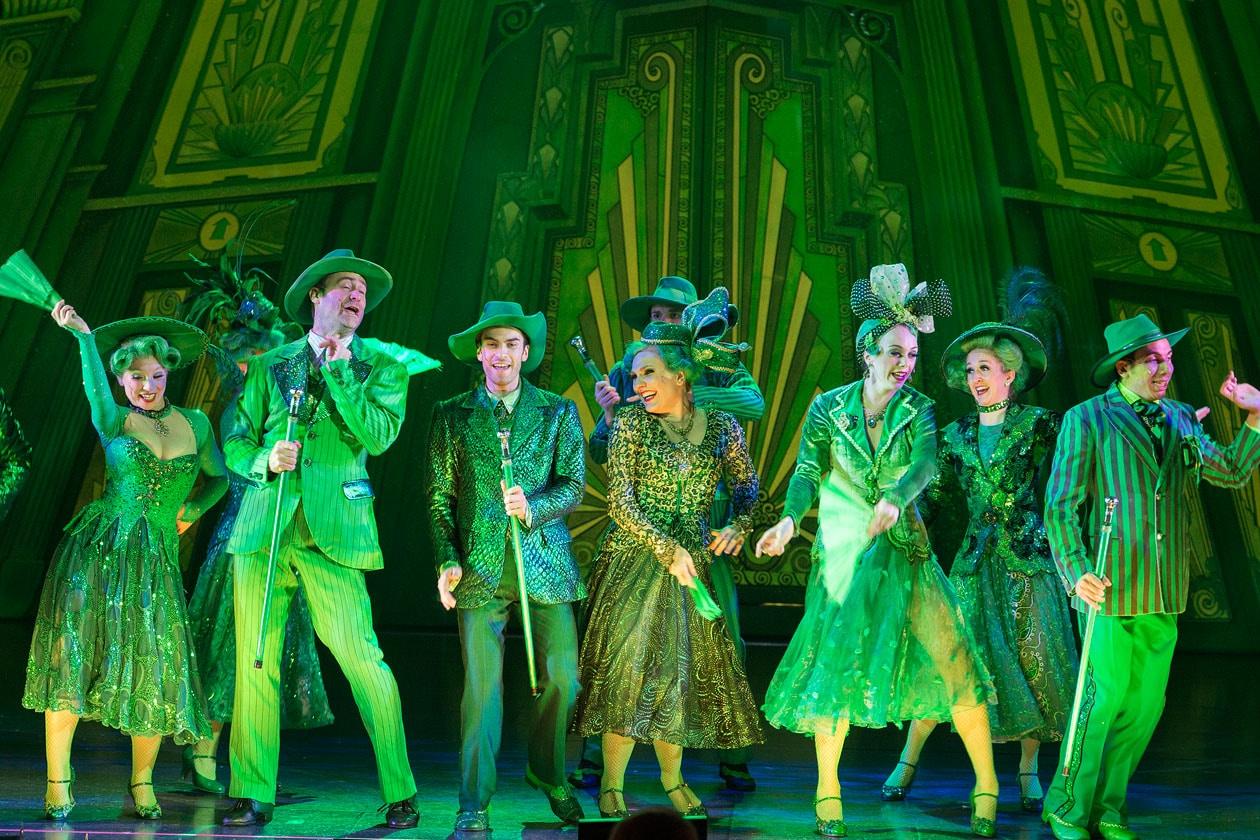 Wizard of Oz show picture 09 - Le Magicien d'Oz