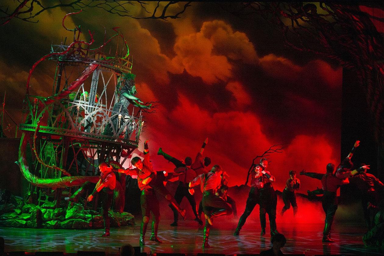 Wizard of Oz show picture 11 - Le Magicien d'Oz