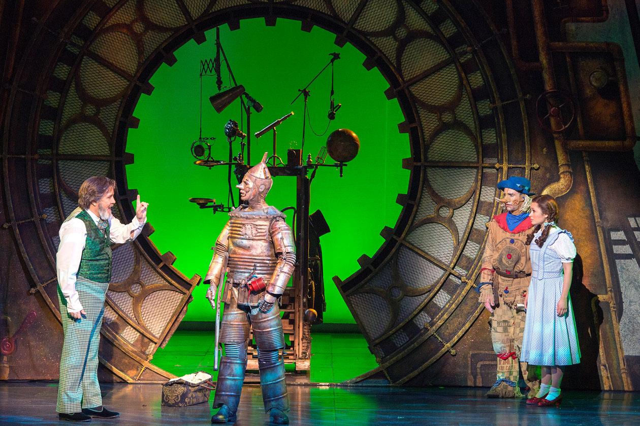 Wizard of Oz show picture 12 - Le Magicien d'Oz
