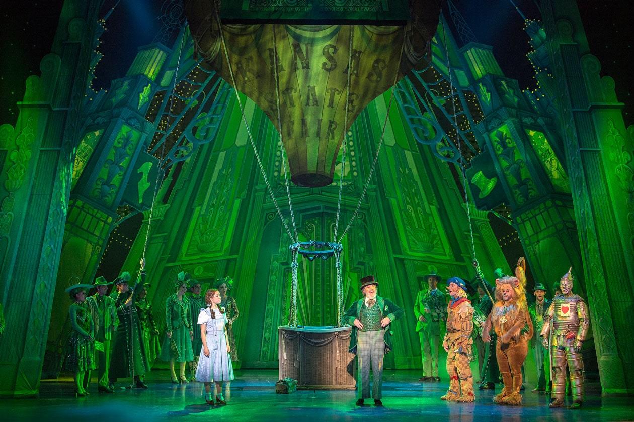Wizard of Oz show picture 13 - Le Magicien d'Oz
