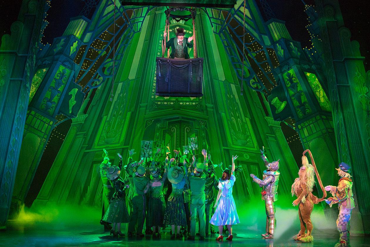 Wizard of Oz show picture 14 - Le Magicien d'Oz