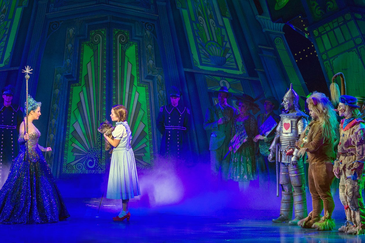 Wizard of Oz show picture 15 - Le Magicien d'Oz